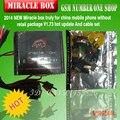 2016 NUEVA caja Original Milagro (1.43 actualización caliente) de china desbloquear caja de Desbloqueo del teléfono móvil + Flash + Reparación Envío gratis