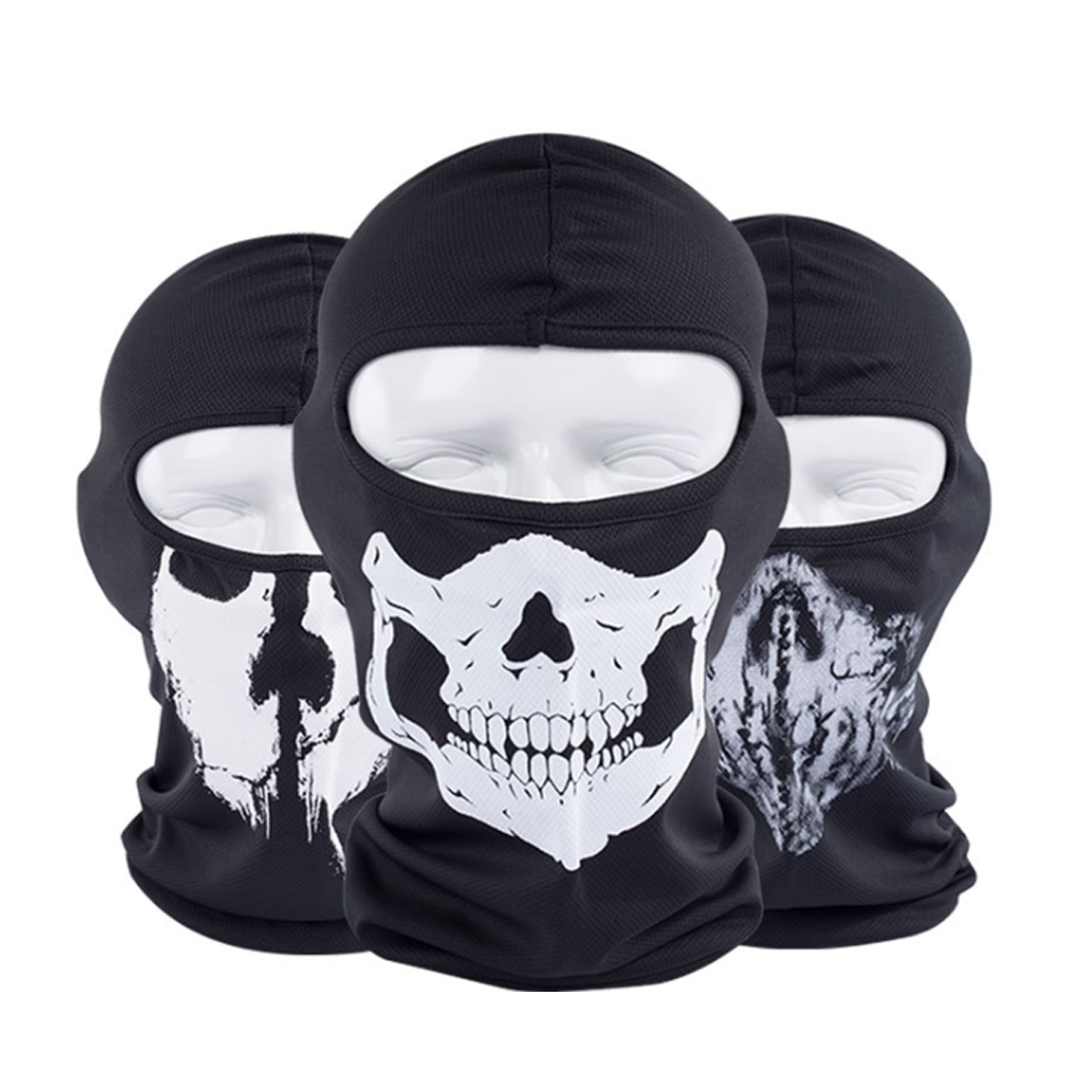 Popular Skeleton Face Mask-Buy Cheap Skeleton Face Mask lots from ...