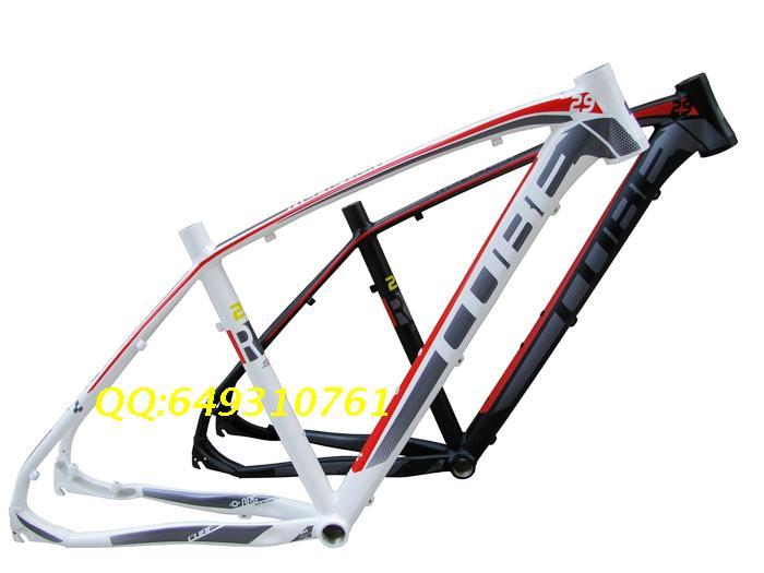 EMS colorful aluminum alloy ultra light MTB mountain bike frame 26 ...