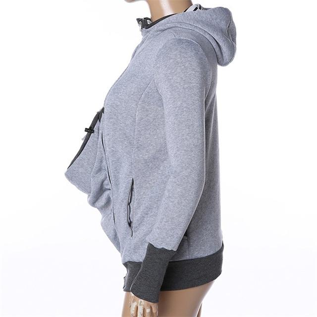 Kangaroo Style Baby Carrier Jacket