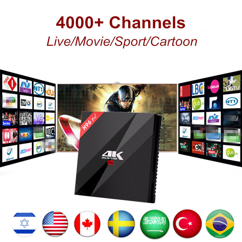 Satellite tv media player 4.5