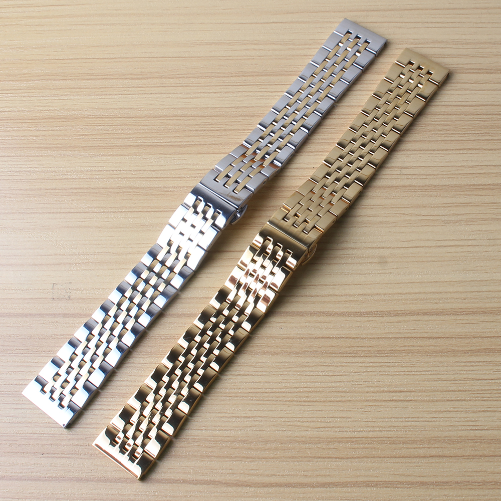 Many color watchbands mixed silver and gold watch strap bracelet for quartz watches men women 18mm 19mm 20mm 21mm new arrival rakesh kumar tiwari and rajendra prasad ojha conformation and stability of mixed dna triplex