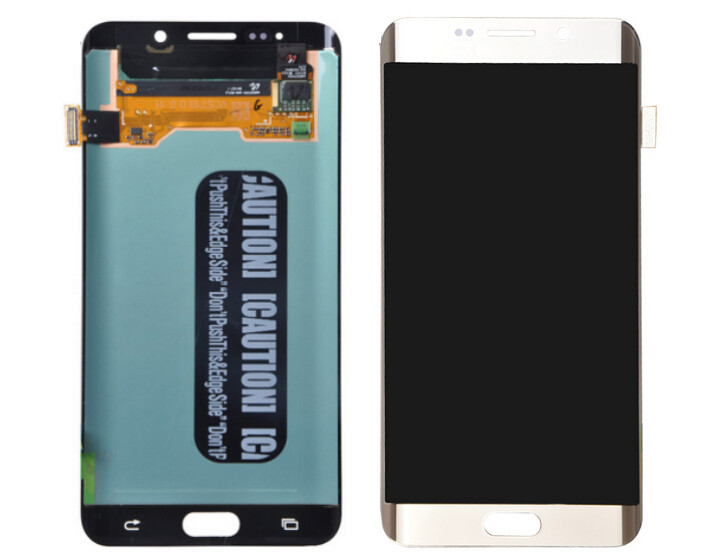 DHL 5pcs 100% OK For Samsung For Galaxy S6 Edge Plus LCD Display Touch Screen Digitizer G928 LCD Screen dhl 5pcs 100
