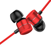 Фотография Beaseus Wired Bass Sound Earphone for Phone In-Ear  Stereo Sound Headset Earphone High quality Stereo Music Headset For Sumsung