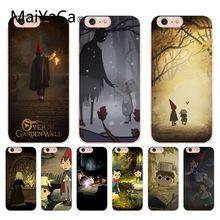 MaiYaCa sobre el muro del jardín bricolaje lujo Protector funda para iPhone x 8 8plus y XS XR 6s más 7 7 Plus XS XR XSMAX
