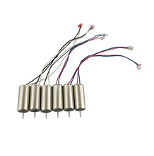 Udi rc U845A U945A six-axis aircraft remote control helicopter spare parts 6PCS motor U945A forward motor reverse mother