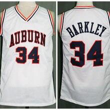 386382d40d2  34 Charles Barkley Auburn University Retro Basketball Jersey Mens Stitched  Custom Any Number Name Jerseys