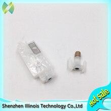 10pcs/lot dx5 print head damper with connector mimaki jv33 jv5 cjv30 printer