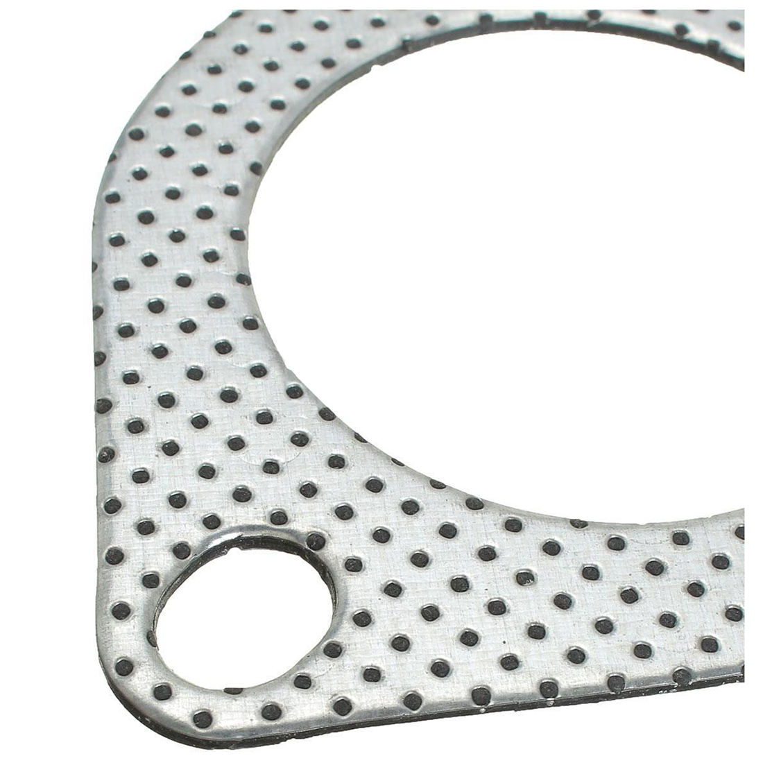 """2.5/"""" Catback Exhaust Header Down Pipe Manifold Collector Flange Gasket 2 Bolt"""