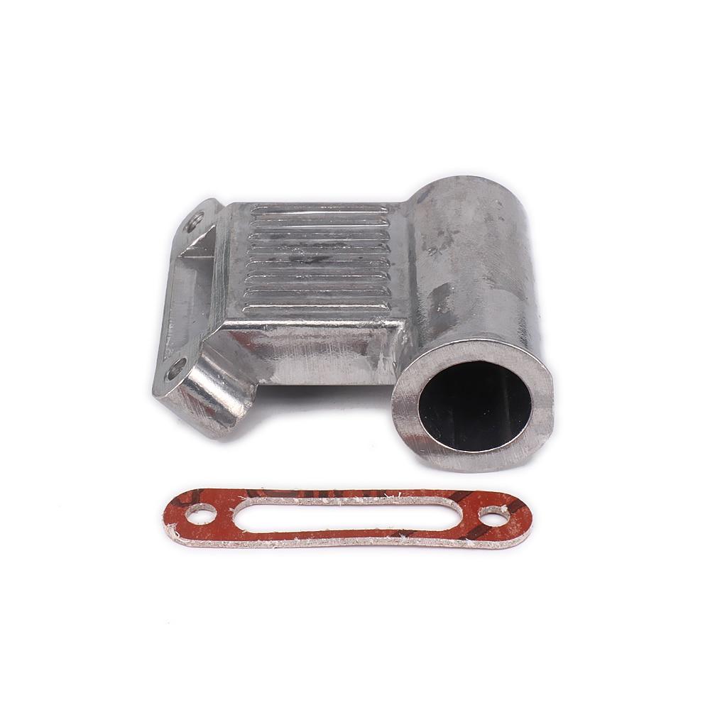 Exhaust Manifold Joint Pad Untuk 1 10 Rc Mobil 15 16 18 Nosepad Slide In Rumah Paten Mesin Nitro Hi Kecepatan Axial Tamiya Hpi Losi Traxxas Hsp Bagian Asli