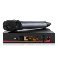 Professional беспроводной микрофон EW 135G3 Ручной беспроводной микрофон вокальный сцены/речи