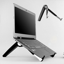Besegad Foldable Adjustable Cooling Support Tripod Stand Bracket Holder for 7-14inch iPad