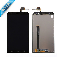 Black 5 5 Inch LCDs For Asus Zenfone 2 ZE551ML LCD Display Touch Screen With Digitizer