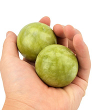 W1728 Ballen-Chinese Gezondheid Groene