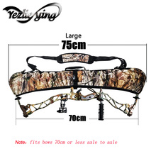 Hunting Accessories Camouflage Compound Bow Sling Compound Bow Archery Holster Hunting Bow Carrier Archery Sling one set archery camouflage compound bow with draw weight 20 70lbs perfect hunting bow