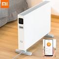 Xiaomi Smartmi Riscaldatore Elettrico Riscaldamento A Convezione Energizzante Riscaldamento Non-Induttiva Muto Doppia Protezione di Sicurezza A Distanza di Controllo