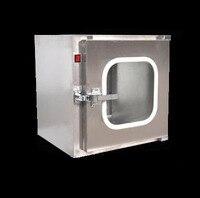 Нержавеющая сталь пасс кабинета для дезинфекции ультрафиолетовой стерилизации