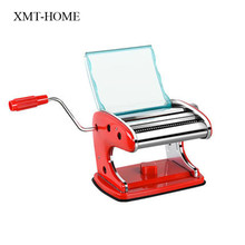 XMT-HOME 2017 new pasta tools suction noodle making machine pasta noodle maker press machine manual pasta cutter 1pc