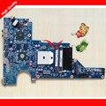 649950-001 ajuste la placa base para hp pavilion g4 g6 g7 madre del ordenador portátil mainboard y completamente probado + buen estado
