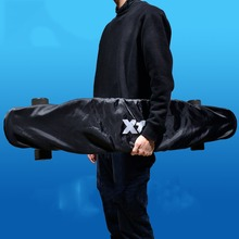 Mackar flut marke design professionelle lange bord dance bord skateboard schutz Abdeckung für straße bord elektrische skateboard