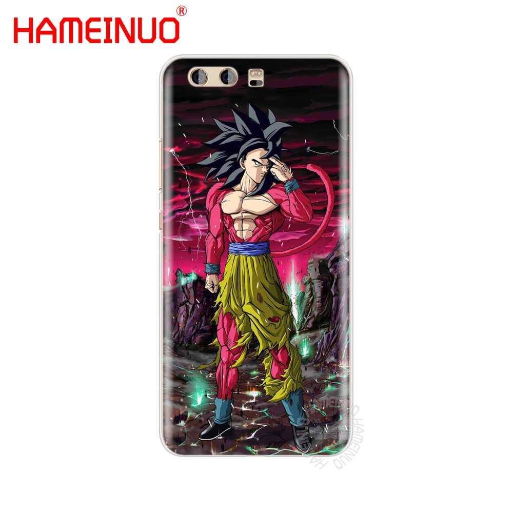 69180bc7d ... GOKU Dragon Ball Z super vegeta saiyan Cover phone Case for huawei  Ascend P7 P8 P9 ...