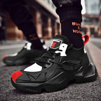 2019 Hot Sale Fashion Casual Shoes For Men Summer Male Sneakers Height Increasing Shoes Men Comfortable Footwear zapatos hombre