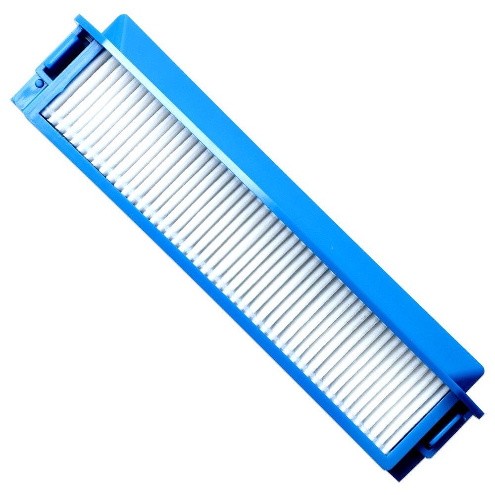 2 * боковые щетки + 2 * Hepa фильтры для Philips FC8007 FC8792 FC8794 FC8796 пылесос робот запасные части