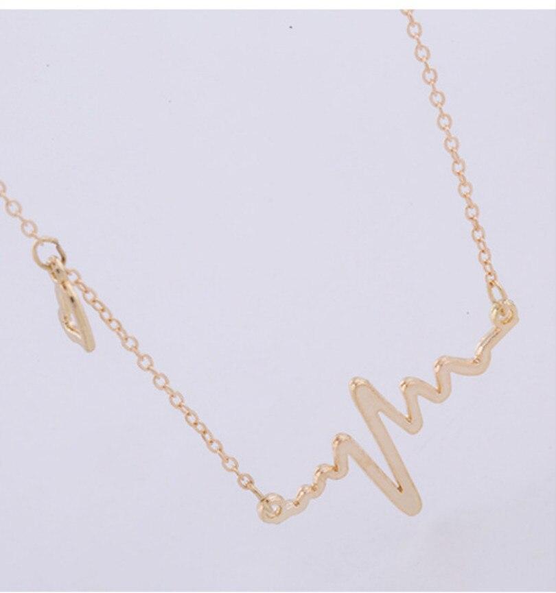 Señora schmuckset 925 Sterling plata aretes collar cadena pendientes joyas