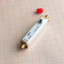 433MHz low noise, high gain amplifier LNA built in limiter and SAW filter