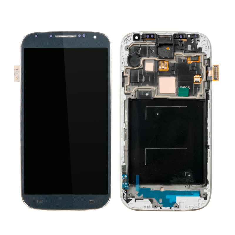 10 teile/los i9500 LCD Screen Für SAMSUNG Galaxy S4 LCD Display I9500 i9505 Touch Screen display Mit rahmen Telefon Ersatz-in Handy-LCDs aus Handys & Telekommunikation bei AliExpress - 11.11_Doppel-11Tag der Singles 1