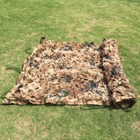 2x3M Hunting Military Camouflage Net Hunting Camping CS Camouflage Net Cover Sun Shelters Oxford polyester cloth Camo netting