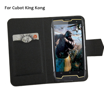 f88ed1216b7 Funda de cuero para teléfono Cubot King Kong, fundas de cuero con tapa de  lujo directo de fábrica