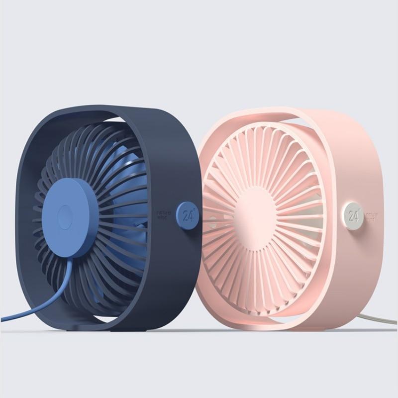 Zuversichtlich Mini Usb Aufladbare Luftkühlung Fan Schreibtisch Fan Dual Verwenden Zu Hause Student Schlafsaal Nacht Tragbare Desktop Büro Fan Moderater Preis