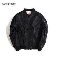 High Quality 2016 New Autumn Men S Clothing MA1 Pilot Flight Bomber Jacket Windproof Waterproof Outerwear