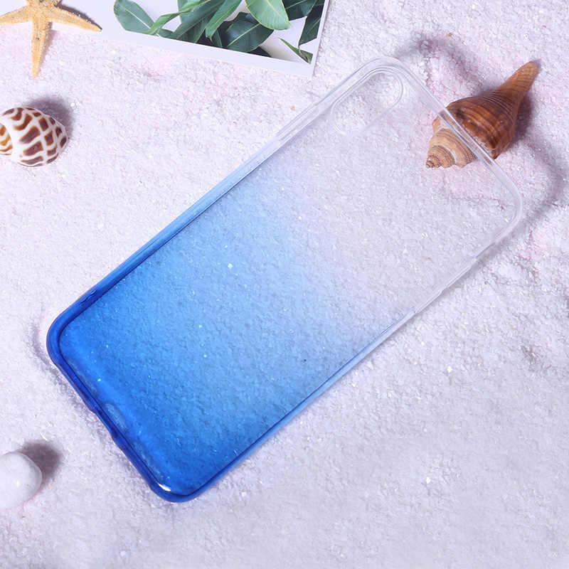 Cao Cấp Mềm Dẻo Silicone Ốp Lưng Trong Suốt Dành Cho iPhone XS Max XR X 6 5s 6 6 S 7 8 Plus 6Plus 7Plus 8 Plus Tế Bào Lưng Điện Thoại Siêu Mỏng Vỏ