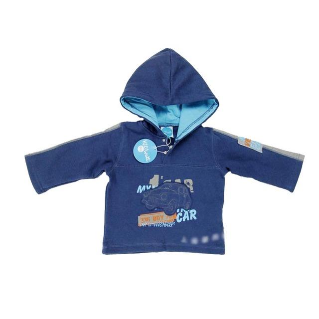 Otoño Niño Niños Ropa Patrón de la Letra de la camiseta Encantadora Kids Boy ropa T shirt Otoño Marca de Coches Para Niños Ropa Camiseta Para Niño Top