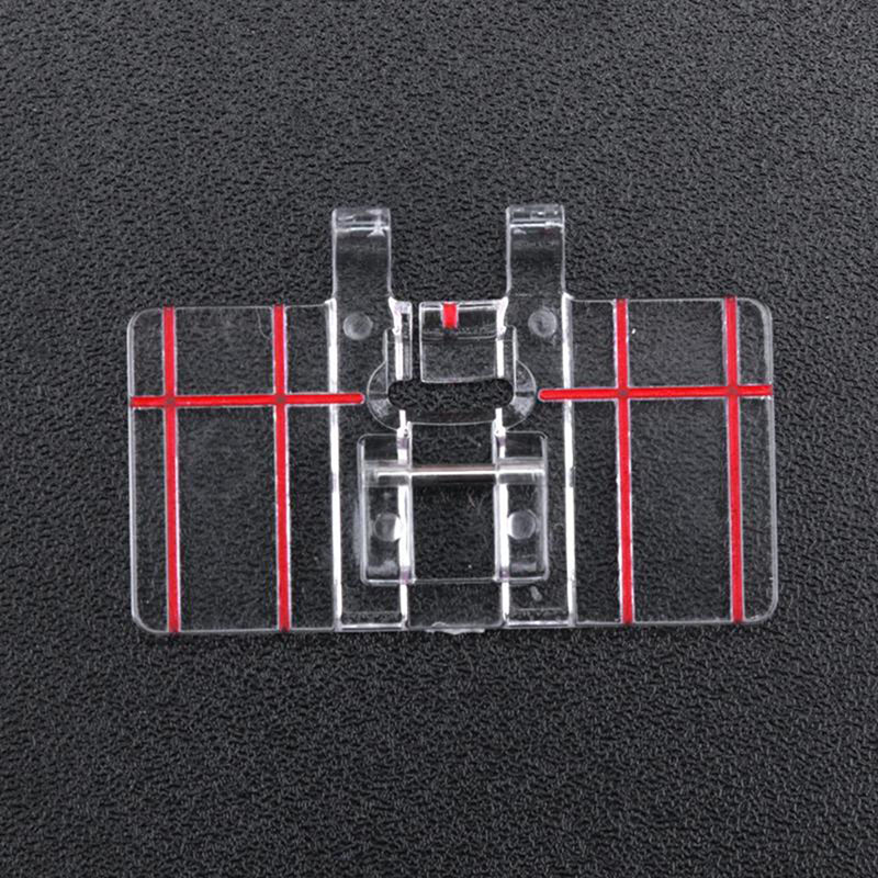 Parallel Sewing Machine Presser Foot Plastic for Household Darning Accessories KM88 in Sewing Machines from Home Garden