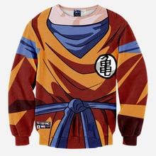 3D Hoodies Sweatshirts Dragon Ball Naruto One Piece Casual Hoody