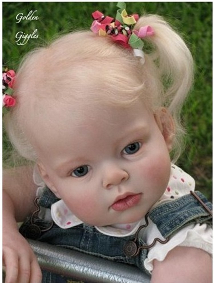 2019 Reborn Baby Doll Kit Cloth Body For 26/'/' Baby Suit Arianna Dolls Kids Gifts