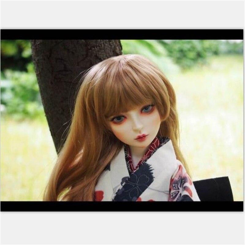 OUENEIFS ShallA DOD lalki bjd sd 1/3 modelu ciała dla dzieci dziewczyny chłopcy oczu wysokiej jakości zabawki moda luodoll sklep zawierać oczy w Lalki od Zabawki i hobby na  Grupa 2