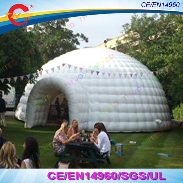 Free shipping!outdoor igloo inflatable white igloo dome tentinflatable geodesic domesinflatable & Free shipping!outdoor igloo inflatable white igloo dome tent ...