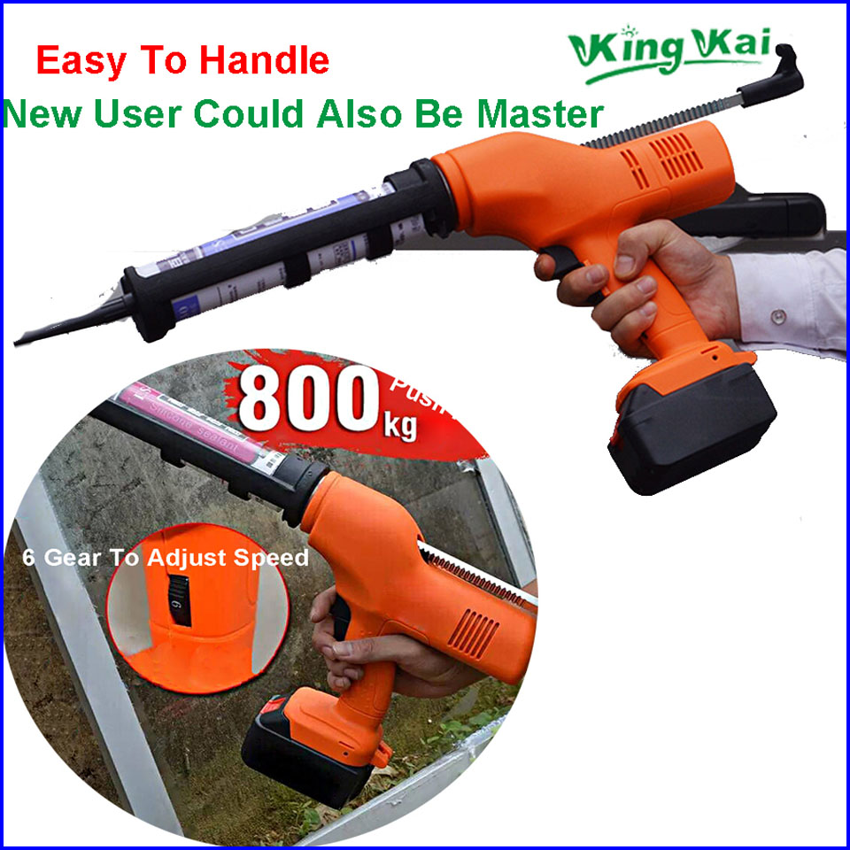 Electric Cordless Glass Glue Gun (3)