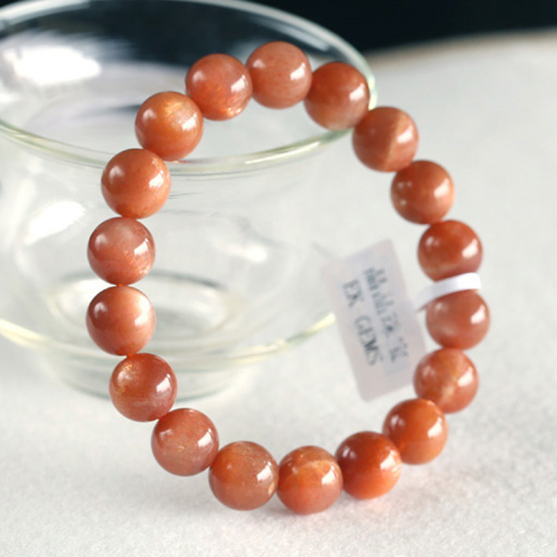 Free shipping Natural Gold Sunstone Stretch Bracelet Round Beads 11mm Sunstone Fit Jewelry DIY Wholesale discount 03498Free shipping Natural Gold Sunstone Stretch Bracelet Round Beads 11mm Sunstone Fit Jewelry DIY Wholesale discount 03498
