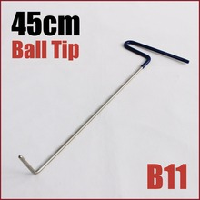 PDR Rods Puller Hook Paintless Dent Removal Tools   B11 цена