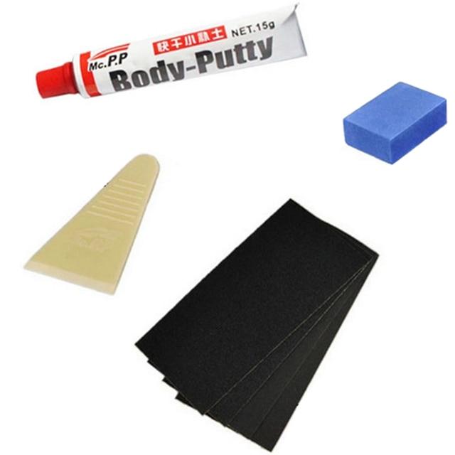 Bu-bauty profondeur rayure réparation voiture apprêt peinture surface voiture soins de la peau produits pâte ensemble scratch revêtement Auto polissage composé