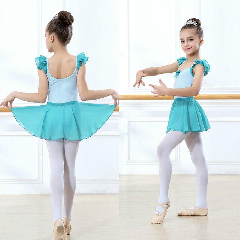 f403f13bf6a83 Hot Sale] Camisole Ballet Leotards for Girls Ballet Dance Dancewear ...