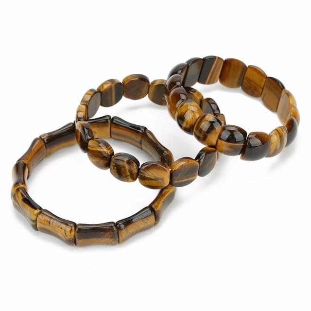 Oeil De Tigre Bracelet Femme