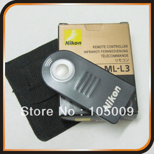 ML-L3 IR Wireless Remote Control For Nikon D80 D90 D300 D5100 D3000 D7000 D5200 D7100 D7000 J1 V1