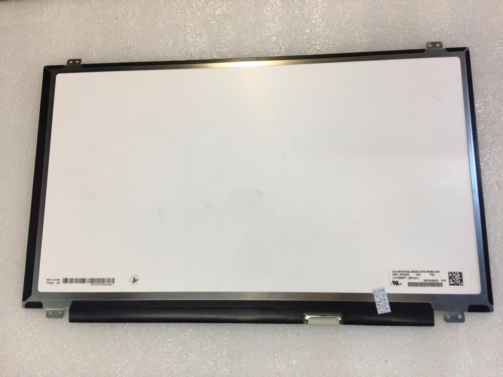 GrassRoot 15.6 inch LCD Touch Screen for Dell 15 5559 LED LCD Touch Screen IPS EDP 40 Pin LP156WF7-SPA1 Replacement Assembly 15 6 inch lcd touch screen for dell inspiron 15 7547 7548 p41f 09f8c8 fhd lp156wf5 spa1 b156hat01 0 replacement assembly screen