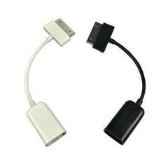 USB Host OTG Adapter Cable For Samsung Galaxy 10.1 Tab 2 P5100 P5110 Tablet pc